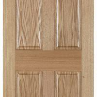 Large picture Red Oak Interior Door