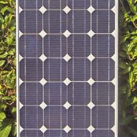 Large picture Mono-crystalline Photovoltaic (PV) Solar Panel