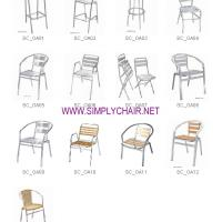 Large picture Aluminium chair