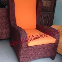 Large picture Water hyacinth armchair
