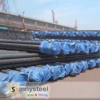 Large picture ERW Steel Pipe and Tubes