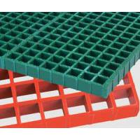 Large picture fiberglass grating