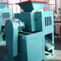Large picture coal briquette press