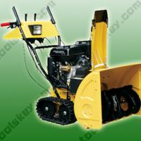 Large picture snow thrower