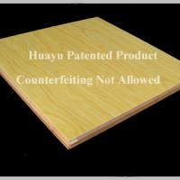 Large picture Square Luxurious Bamboo Flooring-HYHLM