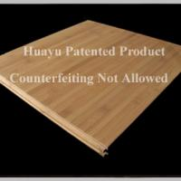 Large picture Square Luxurious Bamboo Flooring-HYHT