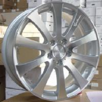 Large picture alloy wheels