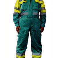 Large picture safety coverall