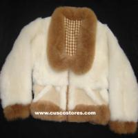 Large picture Alpaca Fur Jacket