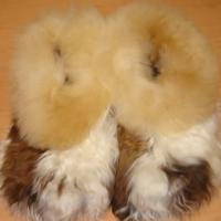 Large picture Alpaca  Slippers