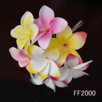 Large picture artificial flower,artificial frangipani