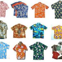 Large picture China Hawaii printing shirt