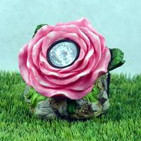 Large picture flower solar light
