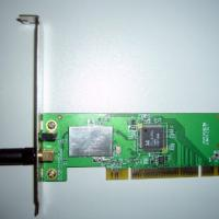 Large picture PCI Lan Card