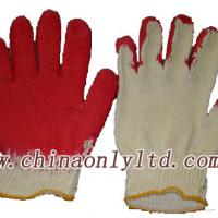pvc coating gloves