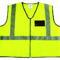 Large picture reflective vest