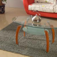Large picture coffee table