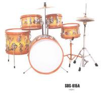 Large picture drum set SDS-615A
