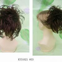 Large picture hairpieces , extensions , wigs , hair clips