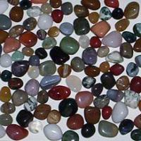 Large picture MIXED TUMBLED GEMSTONES