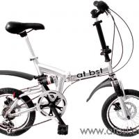Large picture folding bicycle foldable bike
