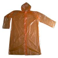 Large picture advertising Rain Poncho