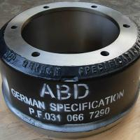 Large picture BPW brake drum