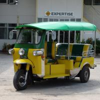 Large picture tuk tuk