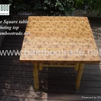 Large picture Bamboo Square table