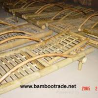 Large picture bamboo garden furniture