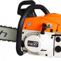 Large picture chain saw 52cc