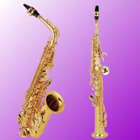 Large picture Alto Saxophone and Soprano Saxophone