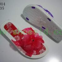 Large picture PVC Slipper,Woman Slipper,Crystal Slipper,Garden S