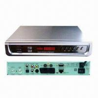 Large picture FTA DVB-S Satellite Receiver