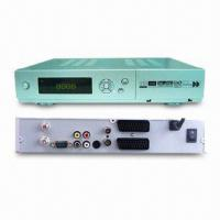 Large picture Satellite TV receivers Supplier