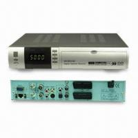 Large picture Combo DVB-T/S Receiver