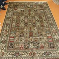 Large picture Turkish  silk carpet