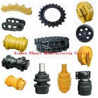 Large picture komatsu undercarriage parts