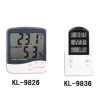 Large picture KL-9826/9836 Digital Hygro Thermometer