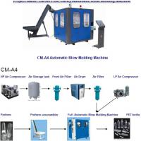 Large picture Automatic bottle blow molding machine, 4 cavities