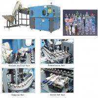 Large picture Automatic bottle blow molding machine, 2 cavities