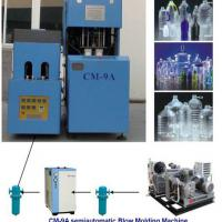 Large picture bottle blowing machine, semi-automatic