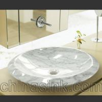 Large picture Carrara-art-stone-sink-project-169