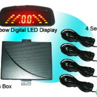 Large picture Rainbow LED Display Car Parking Sensor System 036