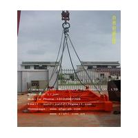 Large picture container spreader