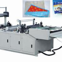 Large picture Bag Making Machine of Heat Cutting