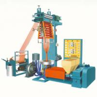 Large picture Film Blowing Machine with Double-Color Set