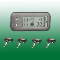 Large picture tire pressure monitoring system