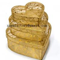Large picture Gift Boxs, Cosmetic Boxs, Jewelry boxs of Metal