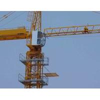 Large picture tower crane